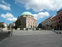 Pascha Hassan Jakovali Moschee in Pécs